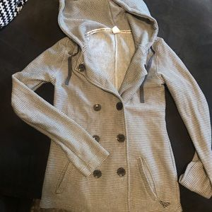 Roxy hooded jacket